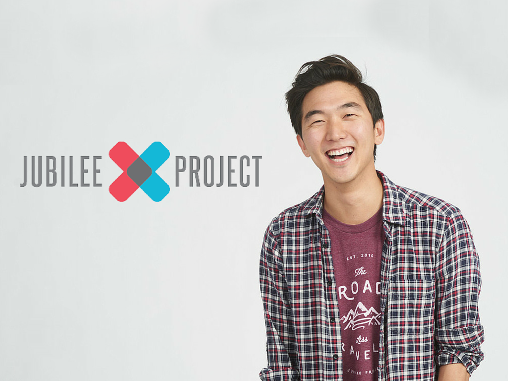 Jason Y. Lee - Founder and Director of the Jubilee Project