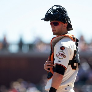 Feel The Adrenaline of This Walk Up Song and Playlist From SF Giants Catcher Trevor Brown
