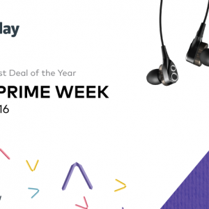 Amazon's Prime Day Turns into Weeklong Event with Sunvalleytek's Prime Week