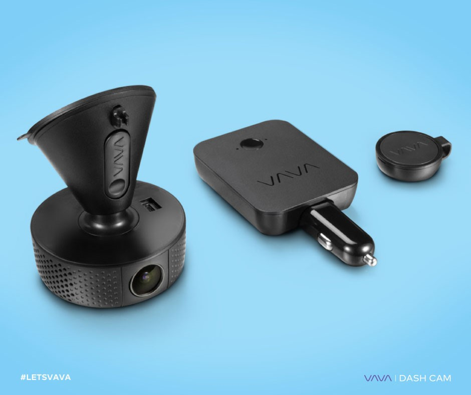 VAVA Kickstarter IndieGoGo Camera Charger Package