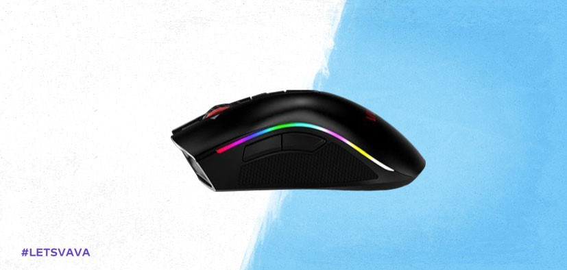 VAVA Gaming Mouse VA-GE002 Backlit Mouse