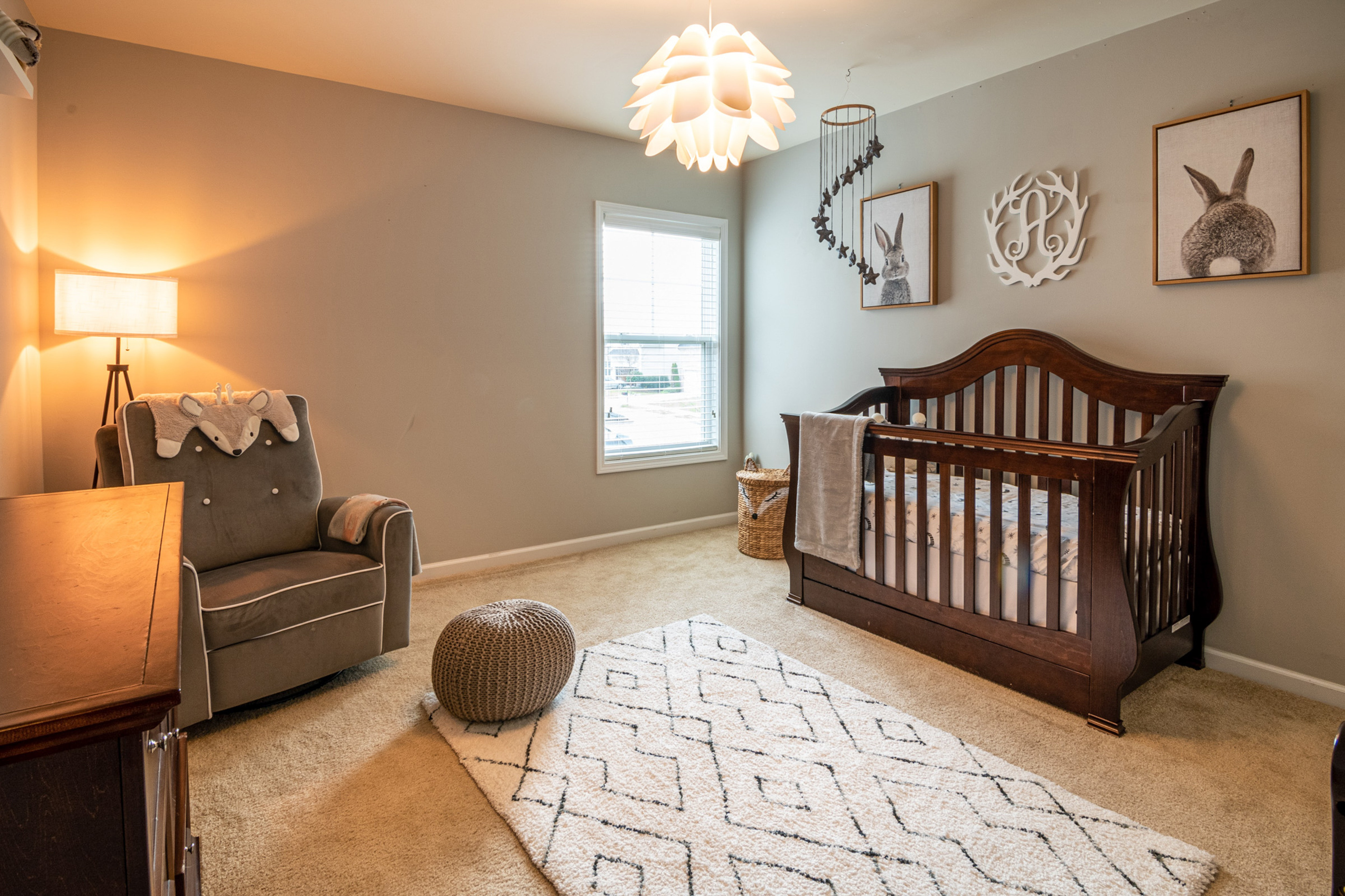 Transitioning Your Baby into Their Own Room